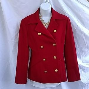 Limited Red coat